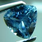Arctic blue Montana sapphire