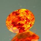 Wild Fish Gems - Orange gemstones