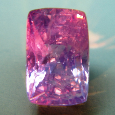 Silky pink purple Ceylon sapphire