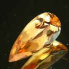golden orange peach Imperial topaz extra fine