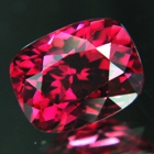 Rich purplish red Ceylon spinel