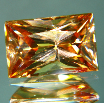 Multi-color Ceylon Zircon.