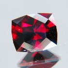 Blood red Ceylon Zircon