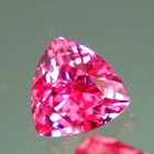 Hot pink Mahenge spinel