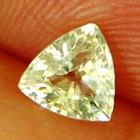 Blazing yellow Ceylon sapphire