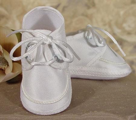 Silk Boys Oxford Shoe