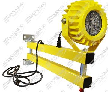 loading dock equipment - hdled dock lights, Reel Combo